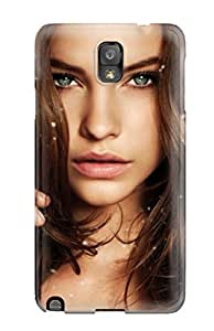 New Barbara Palvin Victoria Secret Holiday Tpu Cover Case For Galaxy Note 3