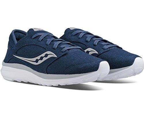 Saucony Lana Shoe Blu E7510 Blu Man Scarpe Relay Wool Kineta Uomo Sneaker rSn7wq8r