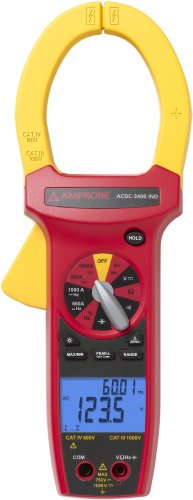 Amprobe ACDC 3400 IND True RMS Clamp