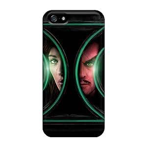 New Tpu Hard Case Premium Iphone 5/5s Skin Case Cover(2011 Green Lantern Movie)