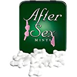 Mints: After Sex - Naughty But Nice Candy, Sweets, Novelty & Fun Adult Sexy Gift - Fun and Different Gift / Present for Her, Women, Ladies Birthday or Christmas
