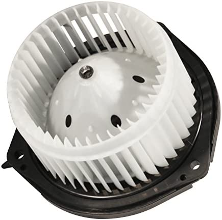 AC Blower Motor with Fan - Replaces 22754990, 15850268, 19153333 - Compatible with Chevy, Pontiac & Buick Vehicles - 2004-2016 Impala, 2004-2008 Grand Prix, 05-09 LaCrosse, 04-07 Monte Carlo