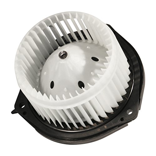 AC Blower Motor with Fan - Replaces 22754990, 15850268, 22792042, 19153333 - Fits 2004-2016 Chevy Impala, 2004-2008 Pontiac Grand Prix, 2005-2009 Buick LaCrosse, 2004-2007 Chevy Monte Carlo Ac Fan Blower Motor