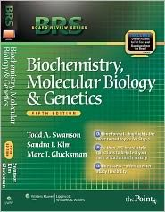 BRS Biochemistry, Molecular Biology, and Genetics, Fifth Edition (Board Review Series) [Paperback]