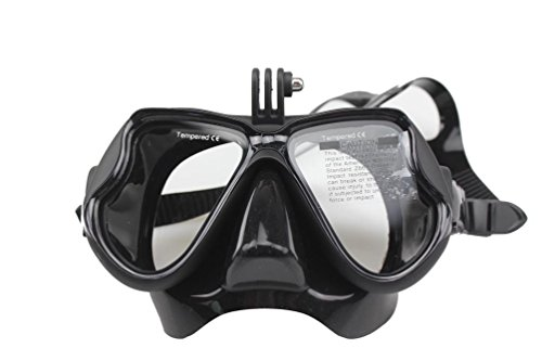 Diving Mask Panoramic Wide View Dive Mask Dry Snorkel Set Velocity Scuba Snorkeling Dive Mask for Adult Recreation Vocation Diving Accessoirs