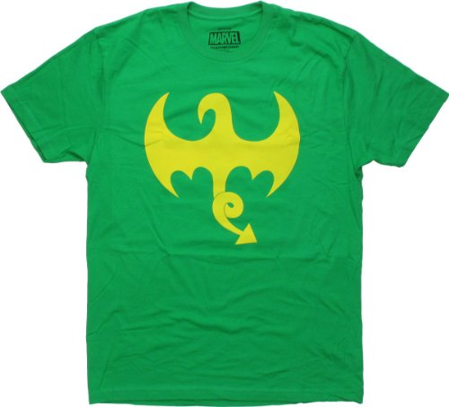 Iron Fist - Dragon Logo (slim fit) T-Shirt Size M