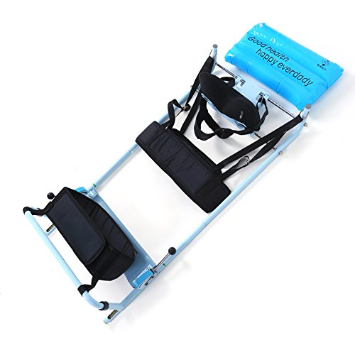 Binglinghua Portable Therapy Massage Bed Table Cervical Lumbar Traction Bed Body Stretching Device by Binglinghua®