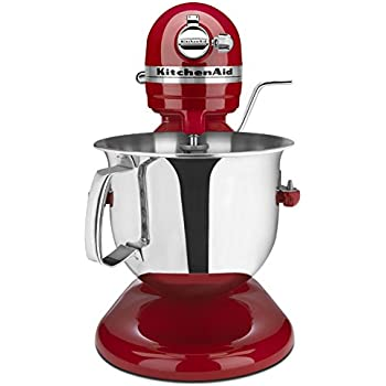 Amazon Com Kitchenaid Professional 6000 Hd Ksm6573cer Stand Mixer