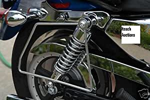 Harley Sportster saddlebag supports 2000 thru 2013