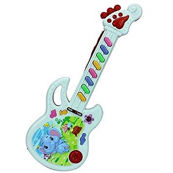 Juguetes niños juguete guitarra instrumentos musicales teclado ...