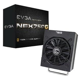 EVGA Supernova NEX750G 80PLUS Gold Certified ATX12V/EPS12V 750W Power Supply 120-PG-0750-GR (B009YC3EAI) | Amazon price tracker / tracking, Amazon price history charts, Amazon price watches, Amazon price drop alerts