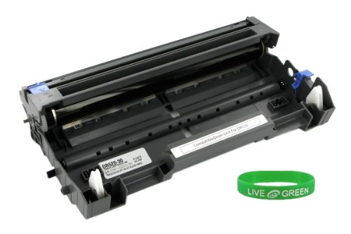 Toner Eagle Brand Compatible Drum Unit For Use In Brother HL 5240/5250DN/5250DNT/HL 5280W Laser Printers Replaces Brother DR-520, Office Central