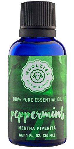 Woolzies pure essential oil peppermint Mentha Piperita 1 Fl OZ