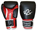 Ring to Cage R2C Classic Boxing Gloves for Muay Thai, MMA, Kickboxing, Boxing, Cardio Boxing, Krav Maga (Large weights 16oz)