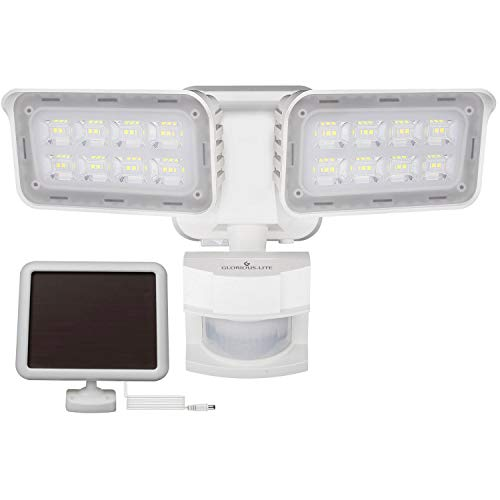 Led Solar Security Flood Light in US - 6