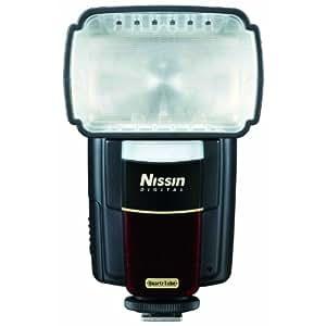 "Nissin Digital MG8000 Extreme - Flash para Canon de 2"", negro"