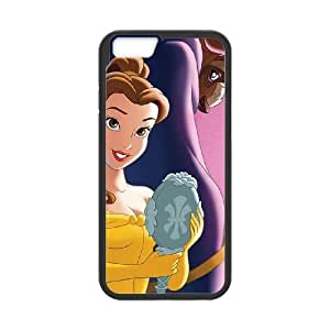 iphone6 4.7 inch Phone Case Black Beauty and the Beast The Enchanted Christmas BXF300719