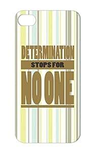 TPU Black Protective Case For Iphone 5/5s LEBRON JAMES Miami Sports Basketball No One Basket Ball Lebron James DETERMINATION