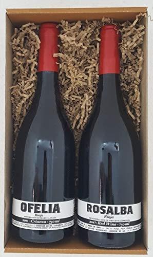 Petra Mora - Cesta de regalo gourmet: Vino de Rioja: Amazon ...
