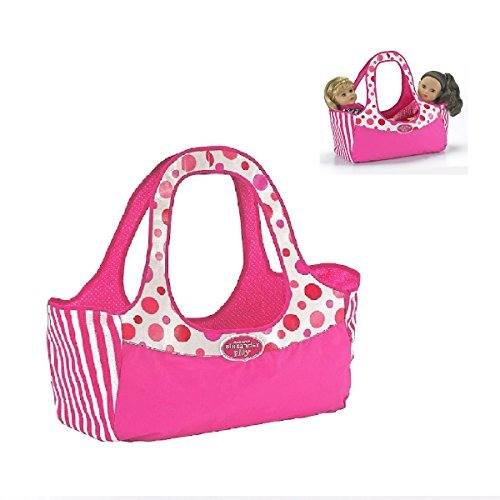 Madame Alexander 70215 Baby's Tote Bag Doll