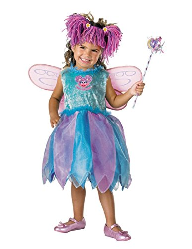 Sesame Street Abby Deluxe - Size: 2T]()