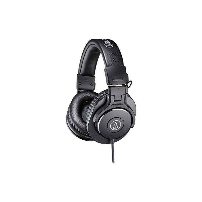 Audio-Technica ATH-M30x Professional Stu