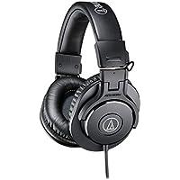 Audio-Technica ATH-M30x Professional Studio Monitor...