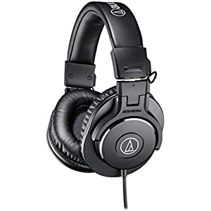 Audio-Technica ATH-M30x Professional Studio M...