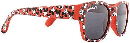 Disney Mickey Mouse - Gafas de sol - para niñ a rojo rosso