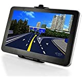 """SoLed 5"""" Car GPS Navigation Touch Screen FM MP3 MP4 4GB New Map WinCE6.0"""