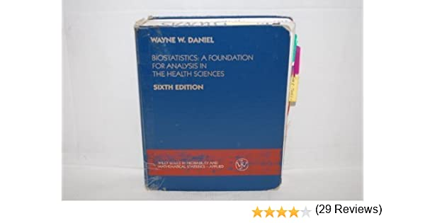 Biostatistics a foundation for analysis in the health sciences biostatistics a foundation for analysis in the health sciences 6th edition 9780471588528 medicine health science books amazon fandeluxe Choice Image
