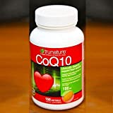 TruNature Coenzyme CoQ10 100 mg – 150 Softgels, Health Care Stuffs