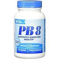 Nutrition Now Pb8 Acidophilus, 120 ct