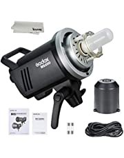 Godox MS200 200WS 2.4G Wireless X System Studio Flash,5600±200k Color Temperature,0.1-1.8S Recycle Time,Using Godox X1 Trigger & XT16 Transmitter or xpro and x2 Trigger to remotely Control