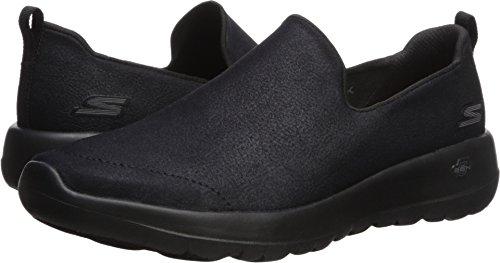 Skechers Performance Women's Go Walk Joy-15612 Sneaker, Black, 8.5 M US by Skechers