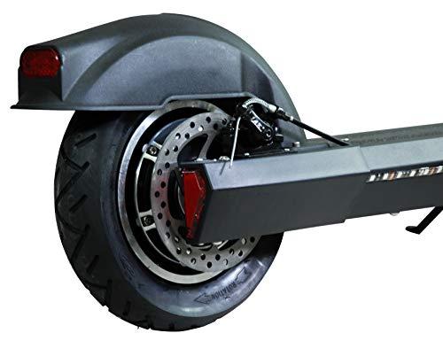 SABWAY Patinete Electrico 500W para Adultos con Asiento - Vehiculo Scooter Plegable Bateria Litio 48V