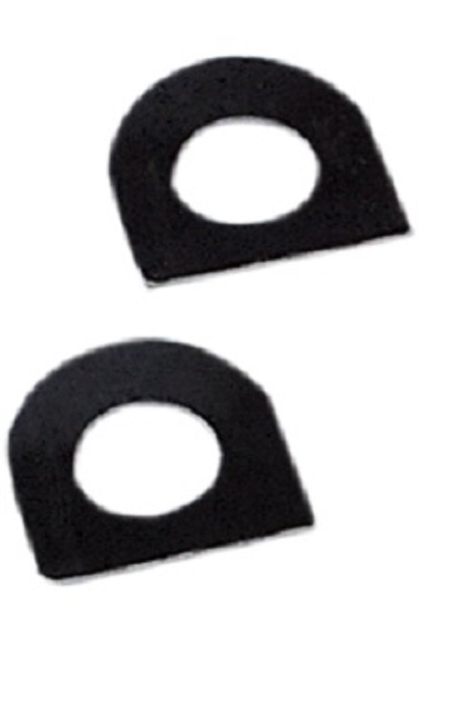 Orange Cycle Parts Footrest Spring Washers for Most Aftermarket Male-Mount Footpegs Replaces # 50912-72 2 Pack