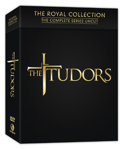 DVD : The Tudors: The Royal Collection - The Complete Series Uncut