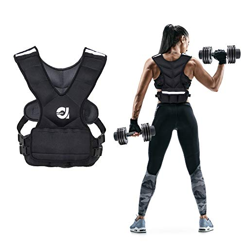 ATIVAFIT Sport Weighted Vest 8 LBS for Men & Women