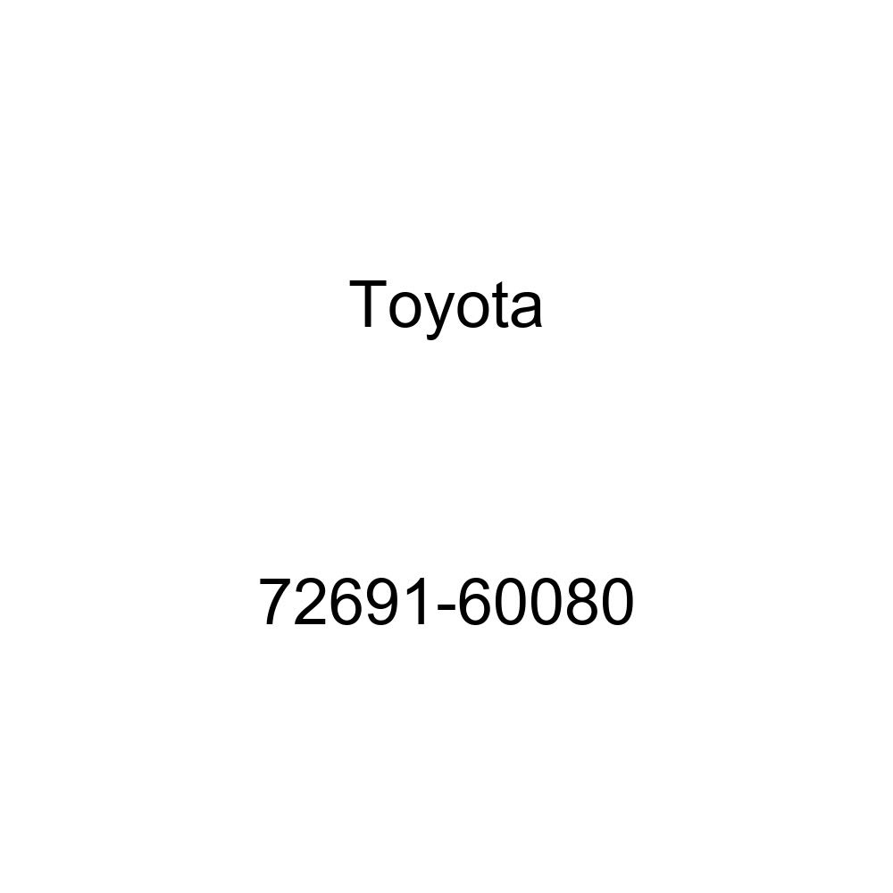 TOYOTA Genuine 72691-60080 Seat Cushion Lock Hook