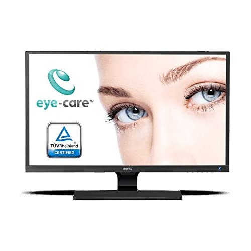 chollos oferta descuentos barato BenQ EW3270ZL Monitor de 32 QHD Eye Care Panel AMVA Brightness Intelligence Plus Low Blue Light Plus HDMI DP 1 2 Altavoces Incorporados