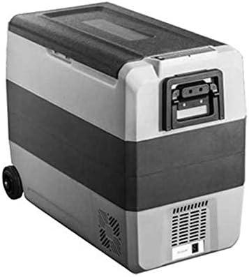 36-60リットルポータブル冷蔵庫車のクーラー旅行ホームミニ冷蔵庫冷凍庫12 v 24 v 220 vキャンプ、旅行、ピクニック