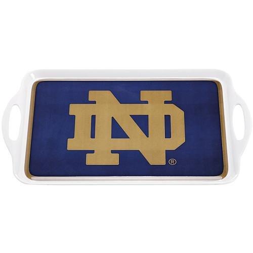 (NCAA Melamine Serving Tray NCAA Team: Notre Dame Fighting Irish)