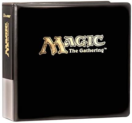 Magic - The Gathering, álbum colector de 3 Anillas (Ultra Pro 82144)