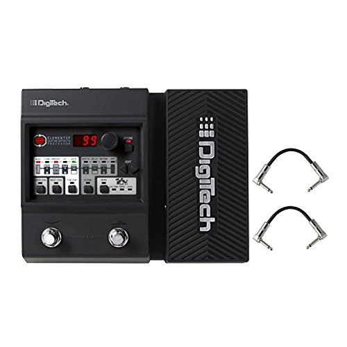 DigiTech Element XP Guitar Multi Effects Pedal With A Pair of Patch Cables by DigiTech