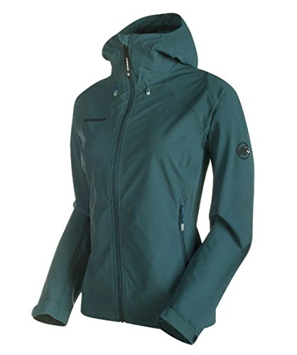 Mammut Runbold Trail SO Hooded Jacket Women orion