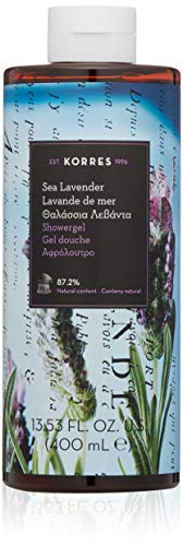 KORRES Sea Lavender Showergel, 13.53 oz.