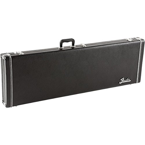 Fender Pro Series P/J Bass Case - Black (Bass Flight Case)