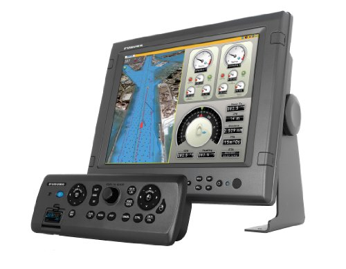 Furuno FUR-MFDBB NavNet-3D Black Box Processor with Inputs From GPS Antenna, Radar, Sounder Module, and Weather Receivers
