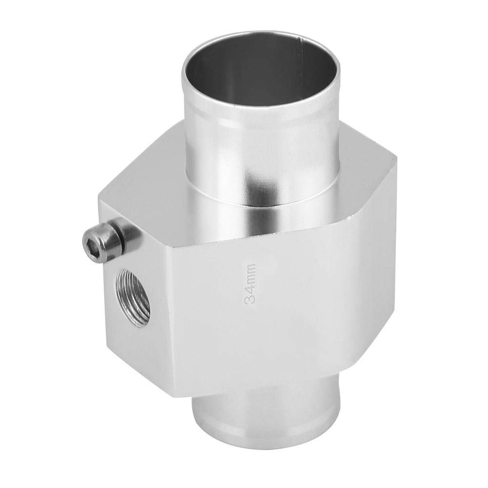 Adaptateur Tuyau de raccordement Capteur de temp/érature Tuyau de raccordement de temp/érature en aluminium